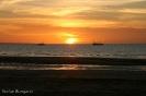 Sonnenuntergang Midil Beach - Darwin