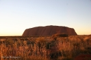 Sonnenaufgang - Uluru (Ayers Rock)