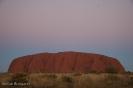 Sonnenuntergang - Uluru (Ayers Rock)