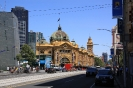 Flinders Station - Melbourne