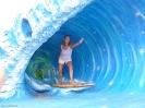 Surfen auf Phillip Island