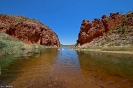West MacDonnell Ranges - Glen Hellen Gorge